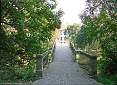 Meiningen/Thüringen - Schlossgarten