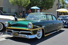 Mooneyes Open House 2016 (USautos98) Tags: 1955 ford fairlane hotrod streetrod kustom