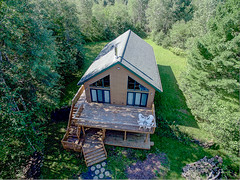 15 Wooded acres on the Montreal River (jayklosinski) Tags: vacation rental northwoods snowmobiling skiing atv wisconsin michigan