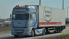 B - Mecha DAF XF 105.410 SSC (BonsaiTruck) Tags: mecha daf xf 105 lkw trucks lorrys camion lorry truck lastzug lastwagen