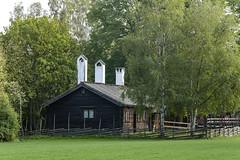 Old wooden house at Skansen in Stockholm, Sweden 16/9 2016. (photoola) Tags: stockholm djurgården skansen photoola sweden woodenhouse