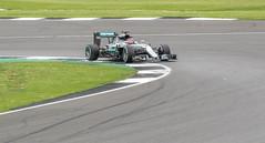 Mercedes Amg petronas  f1 w07 hybrid driven by Esteban ocon (grahame9590) Tags: f1 formulaone nikon nikkor d3100 55200mm silverstone mercedes amg hybrid w07