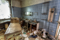 Lets take some Samples (Fine Art Foto) Tags: urologe urologist doctor doctors practice urbex urbanexploration urbandecay urban lostplace lostplaces oblivion decaying decay discarded derelict vergessen verlassen abandoned forgotten