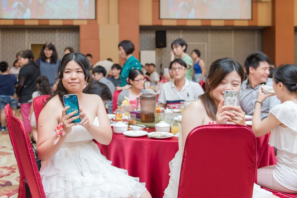 台南婚攝 情定婚宴城堡永康館 婚禮紀錄 C & V 147