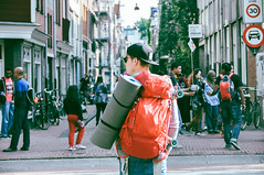 (adampodr) Tags: hitch hiking vsco cam film travel city photo dope boys two architecture dealer weed netherlands trip big up drob coke lightroom presets