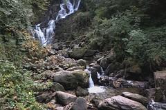 Torc waterfall (Lux) Tags: samsungnx2000 samsung nx2000 fogliluca lux76 nobrainstudio trip ontheroad wild ireland eire irlanda irish land green