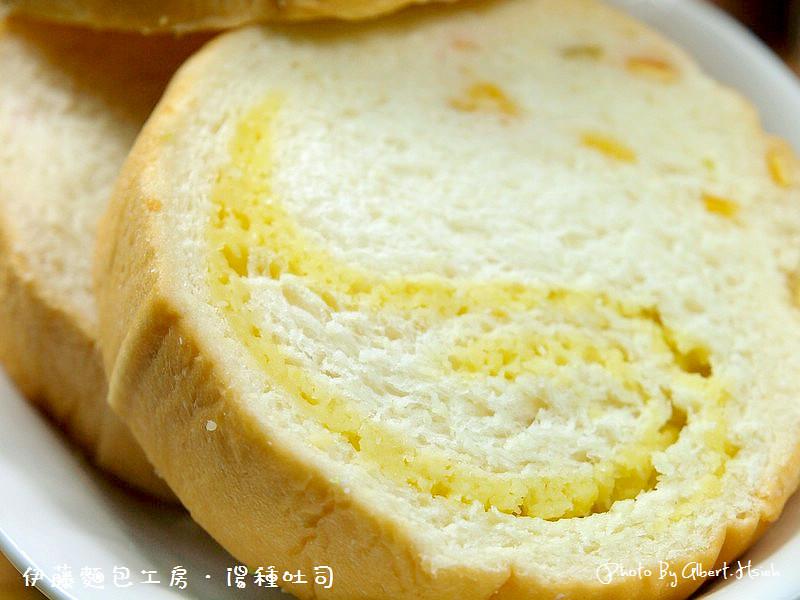 【吐司】伊藤麵包工房.湯種吐司(芋金香吐司口味超讚!)