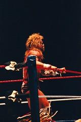 The Ultimate Warrior WWF (WWE) (L'EROE 24) Tags: diesel wrestling sunny hhh wwe wwf sidvicious shawnmichaels ultimatewarrior owenhart hilbillyjim psychosid