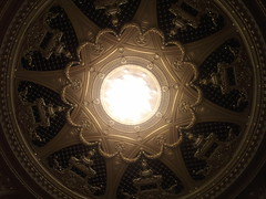 Theatre (E Pulejo) Tags: lamp theatre ceiling ornaments kiev