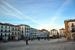 Cceres - Plaza Mayor (Xver) Tags: