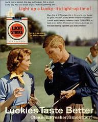 Lucky Strike 1957