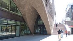 Redescubriendo el ladrillo (Miradortigre) Tags: new architecture modern suomi finland design helsinki arquitectura material diseo architettura finlandia architecte contemporanea architetto contemporaine