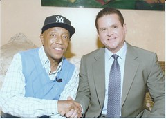 Russell Simmons and Marcus Fontain (Unimundo) Tags: russell marcus simmons fontain