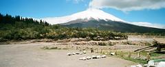 cotopaxixpan43650003 (borjoz -thx for (half)Million views :)) Tags: clouds volcano ecuador stones hasselblad greens xpan cotopaxi