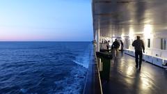 fifty-fifty (Miradortigre) Tags: sea suomi boat mar helsinki barco ship baltic finnish finlandia navigate finlandes