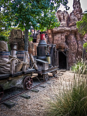 "Scene at Big Thunder Mountain - Disneyland • <a style=""font-size:0.8em;"" href=""http://www.flickr.com/photos/85864407@N08/8180616758/"" target=""_blank"">View on Flickr</a>"