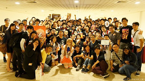 CJ Night Singapore 2012