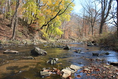 Pennypack Creek (Montgomery County Planning Commission) Tags: county creek pa montgomery openspace pennypack lorimerpark pennypackcreek lowermorelandtownship