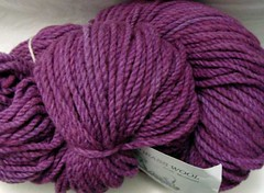 SweetGrassWool 2-plyTarghee Mulberry (NutmegOwl) Tags: targhee sweetgrasswool