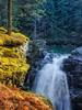 Mount Baker Nooksack Falls Washington State (janusz l) Tags: park cold fall colors forest river waterfall washington highway mt baker state falls mount hdr nooksack janusz leszczynski 235419 11142012 manualselection