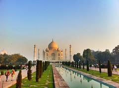 Aza Taj Mahal - Agra
