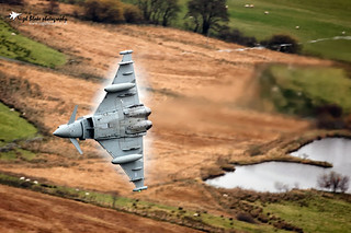 Eurofighter Typhoon FGR4 ZK310,