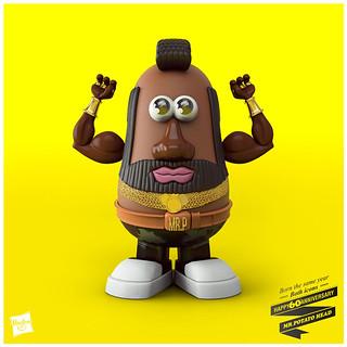 Media Bullys工作室 X Mr. Potato Head