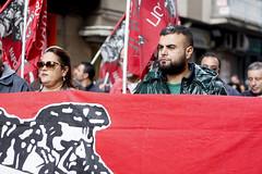 """""""Dignit ai nostri operai!"""" (Pamela Orrico) Tags: fiat cobas manifestazione sciopero corteo fiom pomigliano"""