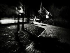 Strange Night (Yves Roy) Tags: street city shadow urban blackandwhite bw black contrast dark austria blackwhite raw moody darkness noiretblanc 28mm snap gloom yr fav10 ricohgrd blackwhitephotos grdiii bureboke yvesroy yrphotography
