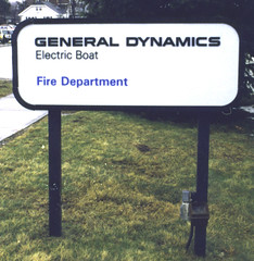 Exterior Commercial Wayfinding Post & Panel Signage