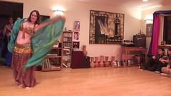 Veil Dance (The Cabin On The Road) Tags: alaska bellydance middleeasterndance