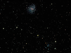 NGC6946/6939 (Galaxy/Open Cluster) (CSky65) Tags: cluster clusters galaxy galaxies deepspace astrometrydotnet:status=solved astrometrydotnet:version=14400 astrometrydotnet:id=alpha20121154346320