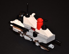 6842 Shuttle Craft (Doctor Mobius) Tags: lego space micro 6842 microclassicspace
