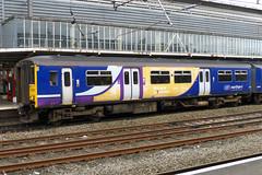 20120722 101 Preston. Northern 150205 Waits To Leave With A Blackpool North Train (15038) Tags: br diesel trains preston railways britishrail 150205 dmu class150