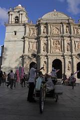 Catedral de Oaxaca (twiga_swala) Tags: architecture mexicana mexico arquitectura colonial catedral mexican oaxaca baroque fachada mexicano portada antequera asunción barroco nuestra barroca señora juárez diócesis oaxacadejuárez méico