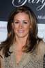 Natalie Pinkham Pro Lashes by Gary Cockerill Beauty launch at Charles Fox Kryolan - Arrivals London, England