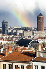 The rainbow (RodaLarga) Tags: france rainbow nikon lyon d7000