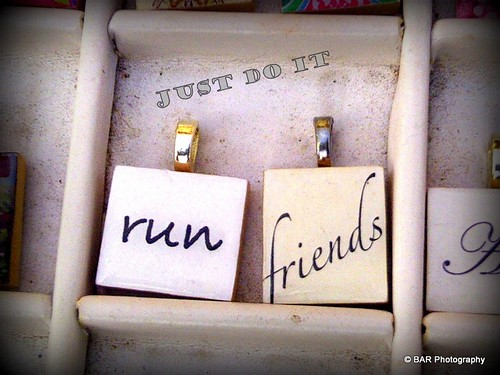 RUN-FRIENDS (Shout-out)