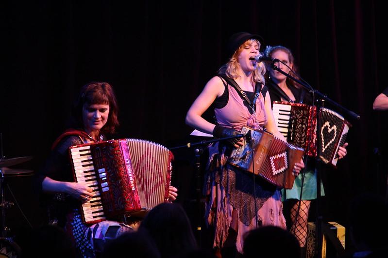 Accordion Babes Encore (Dec 2012)