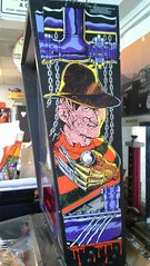 Freddy Pinball (SAINTPAULSLIM) Tags: chains claw pinball inferno furnace deformity skingraft