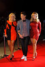 Bill Faiers, Joey Essex and Sam Faiers The Only Way Is Essex - LIVE episode - James Argent's Charity Show - Essex