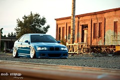 A_ST_Trainyard_IMG_9064 (King Allahyar) Tags: blue gold king euro low daily stretch crown laguna flush grocery m3 seca luxury lowered v2 csl dubstep lsb slammed stance autopilot camber toyo dinan e46 airlift bagged purist autowerke airrex low3st
