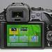 Panasonic Lumix DMC-G5 von hinten
