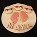"Baby shower cupcakes and cookies for Maya 1 • <a style=""font-size:0.8em;"" href=""http://www.flickr.com/photos/68052606@N00/8252109130/"" target=""_blank"">View on Flickr</a>"