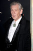 Ian McKellen, Premiere of 'The Hobbit: Unexpected Journey' New York City