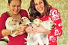 19 days !! (.:: Maya ::.) Tags: girls dog baby golden puppies retriever mayaeye mayakarkalicheva маякъркаличева