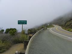 Monterey County Line (J. Stephen Conn) Tags: california ca coast pacific bigsur pacificocean montereycounty sanluisobispocounty