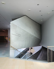 IMG_1017 (trevor.patt) Tags: cohen architecture museum telaviv israel lightfall ruled surface geometry concrete