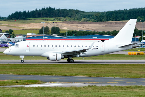 eastern airways aberdeen