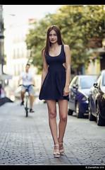 Giovanna - 1/4 (Pogdorica) Tags: modelo sesion retrato madrid posado huertas giovanna chica vestido